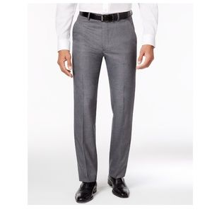 NWT Slim-Fit Grey Pants - Stretch Performance 34